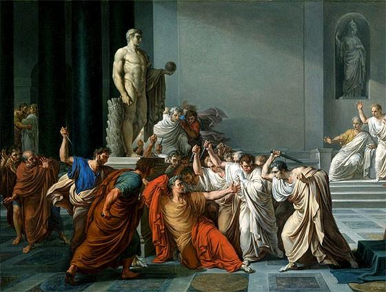 Muerte de Julio César